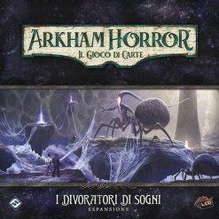 arkham lcg - divoratori di sogni