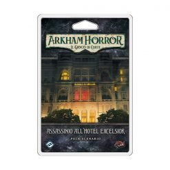 assassinio all'hotel excelsior - arkham horror lcg