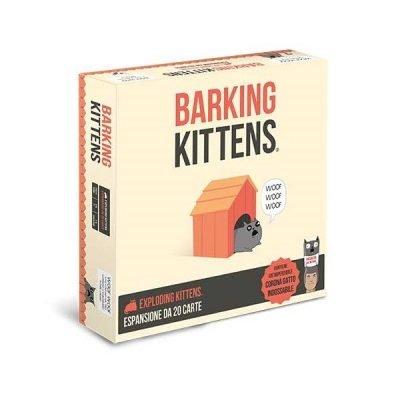 Barking-kittens