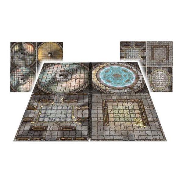 Dungeon-book-of-Battle-Mats-Interno