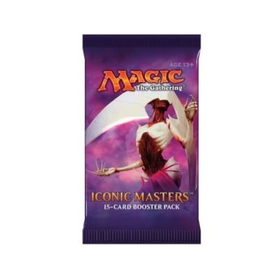 MTG-Iconic-Masters-Booster-pack