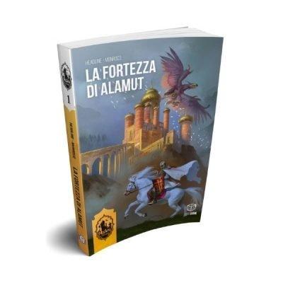 La Fortezza di Alamut - librogame