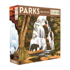 Parks-boardgame