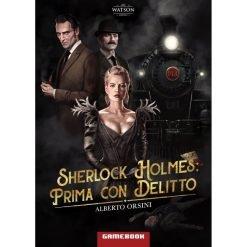 Sherlock--librogame-prima-con-delitto