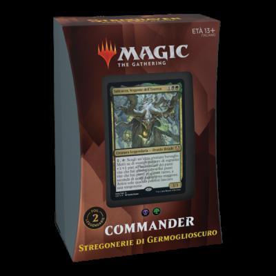 Strixhaven-Commander-stregonerie-di-germoglioscuro