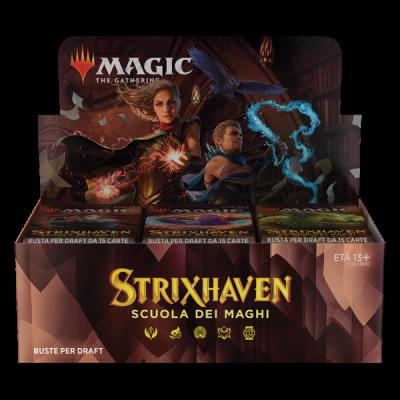 Strixhaven-draft-booster-box-ita