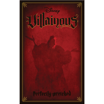 Villainous-perfectly-wretched