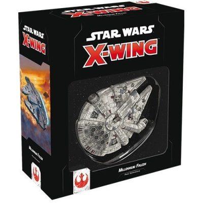 xwing millenium falcon seconda edizione