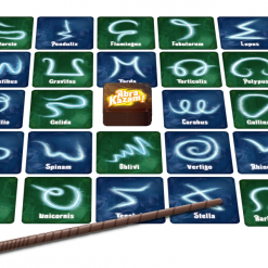 Abra Kazam panoramica di gioco