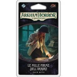 Arkham Horror: Il Gioco di Carte - Le Mille Forme dell'Orrore