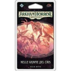 Arkham Horror - Nelle grinfie del chaos