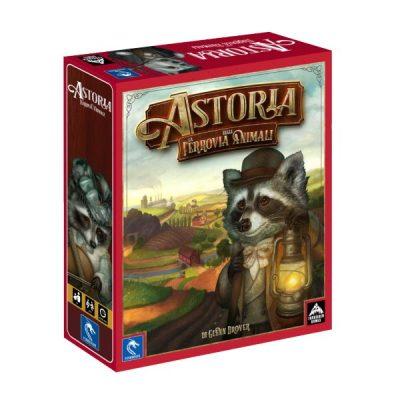 Astoria, La Ferrovia degli Animali