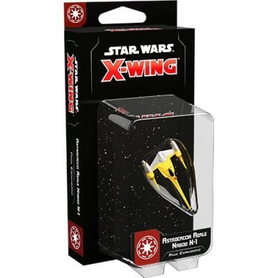 Astrocaccia Reale Nabbo 1 Xwing