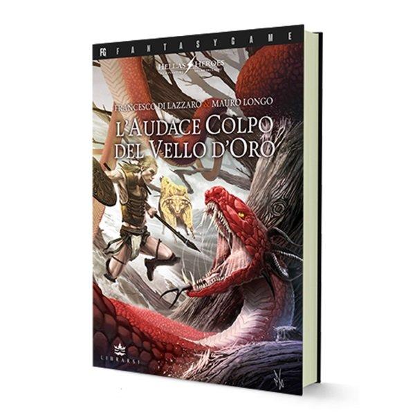 Hellas Heroes Vol.2 - L'Audace Colpo del Vello d'Oro