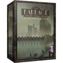 Barrage - The Leeghwater Project