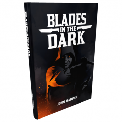 Blades in The Dark - Rpg