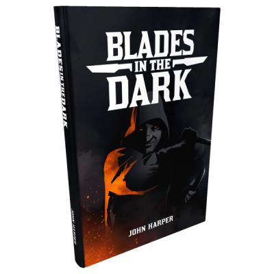 Blades in The Dark - Rpg