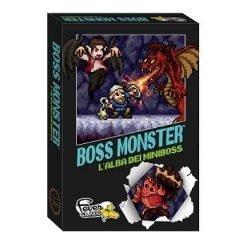 Boss Monster - alba dei miniboss gioco di carte