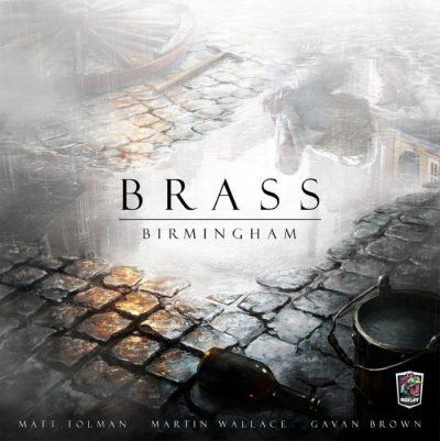 Brass Birmingham - gioco da tavolo