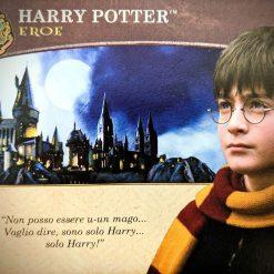 Harry Potter: Hogwarts Battle - carta di Harry