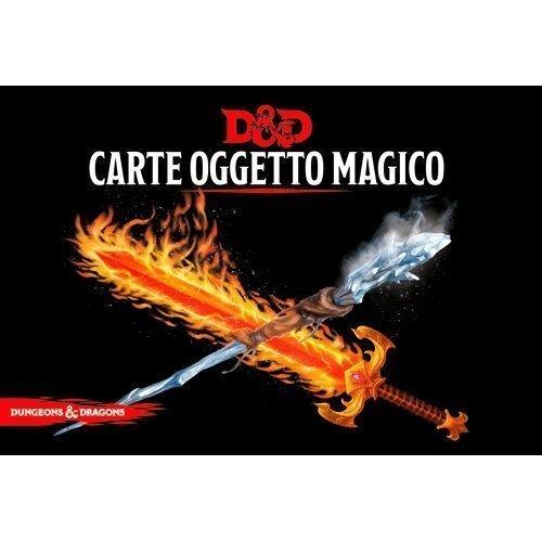 D&D 5a Edizione - Carte Oggetto Magico