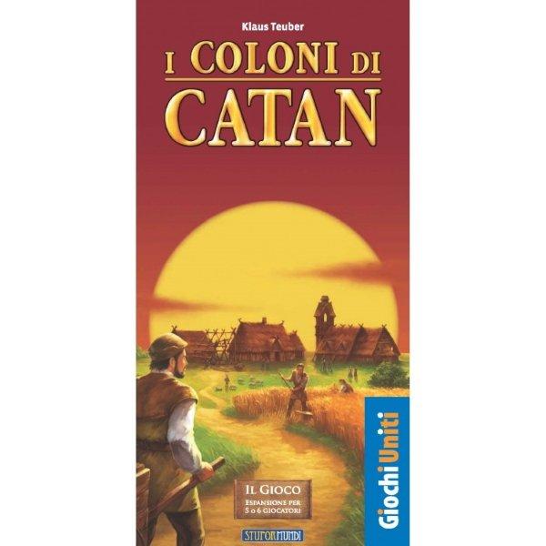Catan 5/6 giocatori - espansione