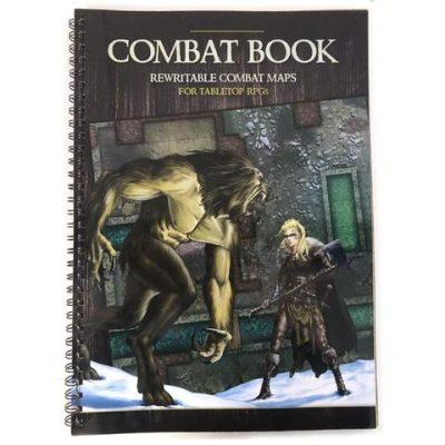Combat Book - Pworkshop