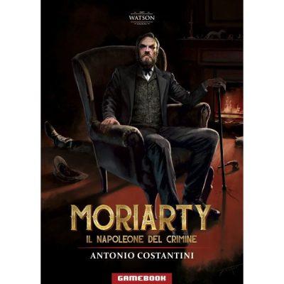 Moriarty - game book
