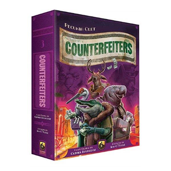 Counterfeiters - gioco da tavolo