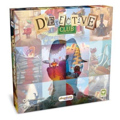 Detective Club - gioco da tavolo