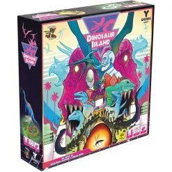 Dinosaur Island - gioco da tavolo