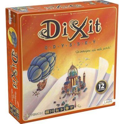 Dixit Odissey - gioco base