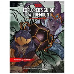Dungeons & Dragons - Explorerer's Guide To Wildemount