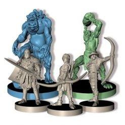 drako-cavalieri-troll-miniature