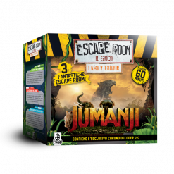 Escape Room - Jumanji