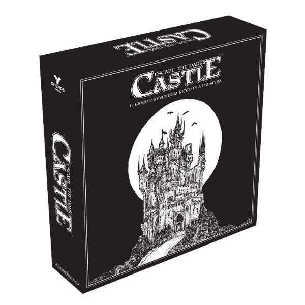 Escape the Dark Castle - gioco da tavolo