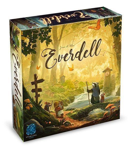Everdell - gioco da tavolo