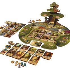 Everdell - panoramica di gioco