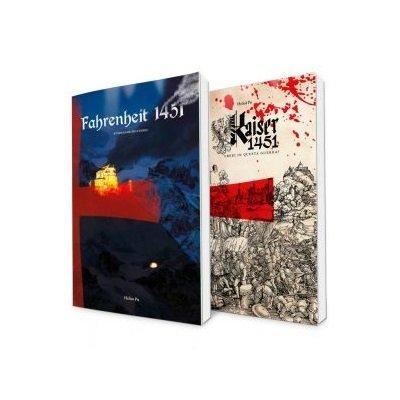 Fahrenheit 1451 / Kaiser 1451 gioco di ruolo