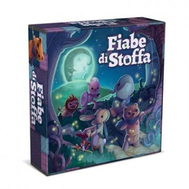 Fiabe di Stoffa - gioco in scatola
