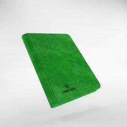 gamegenic-prime-sideload-zip-up-album-8-pockets-green