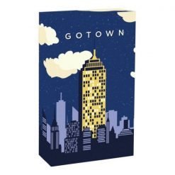 GoTown - gioco di carte helvetiq