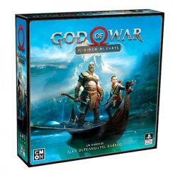 God of War - Il Gioco di Carte