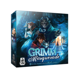 Grimm Masquerade - Gioco da tavolo