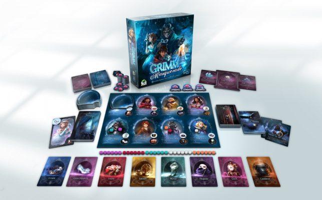 Grimm Masquerade - Panoramica di gioco