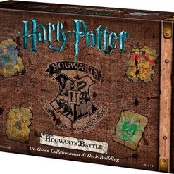 Harry Potter: Hogwarts Battle - gioco da tavolo italiano