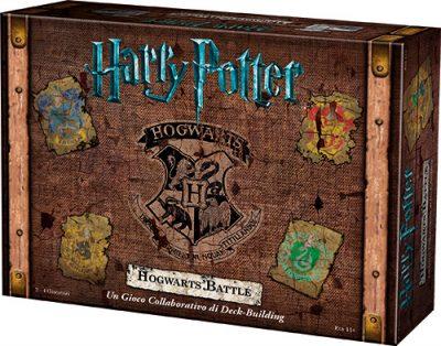 Harry Potter: Hogwarts Battle - gioco da tavolo italiano