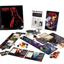 Hellboy - The boardgame - contenuto