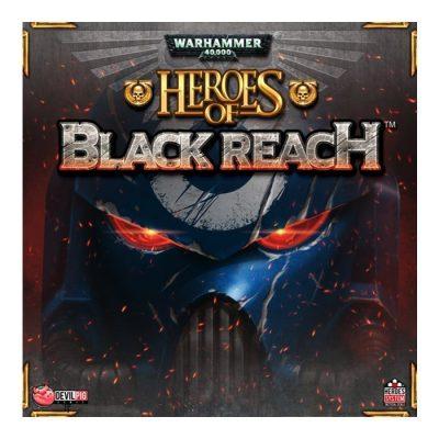 Heroes of Black Reach - Italiano