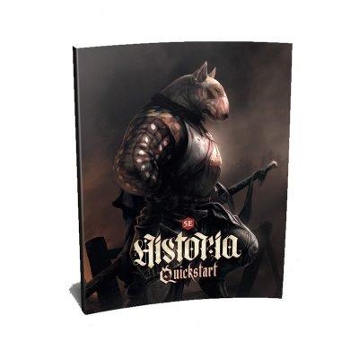 Historia - quickstart gdr